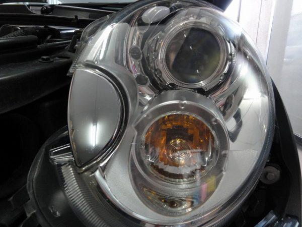 ヘッドライトスチーマー ドリームコート BMW MINI R56トヨタ 30系 プリウスLINE Pay岐阜