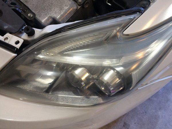ヘッドライトスチーマー ドリームコート トヨタ 30系 プリウス
